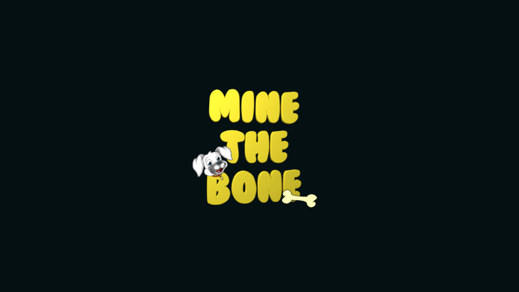 Mine the Bone 3D Logo