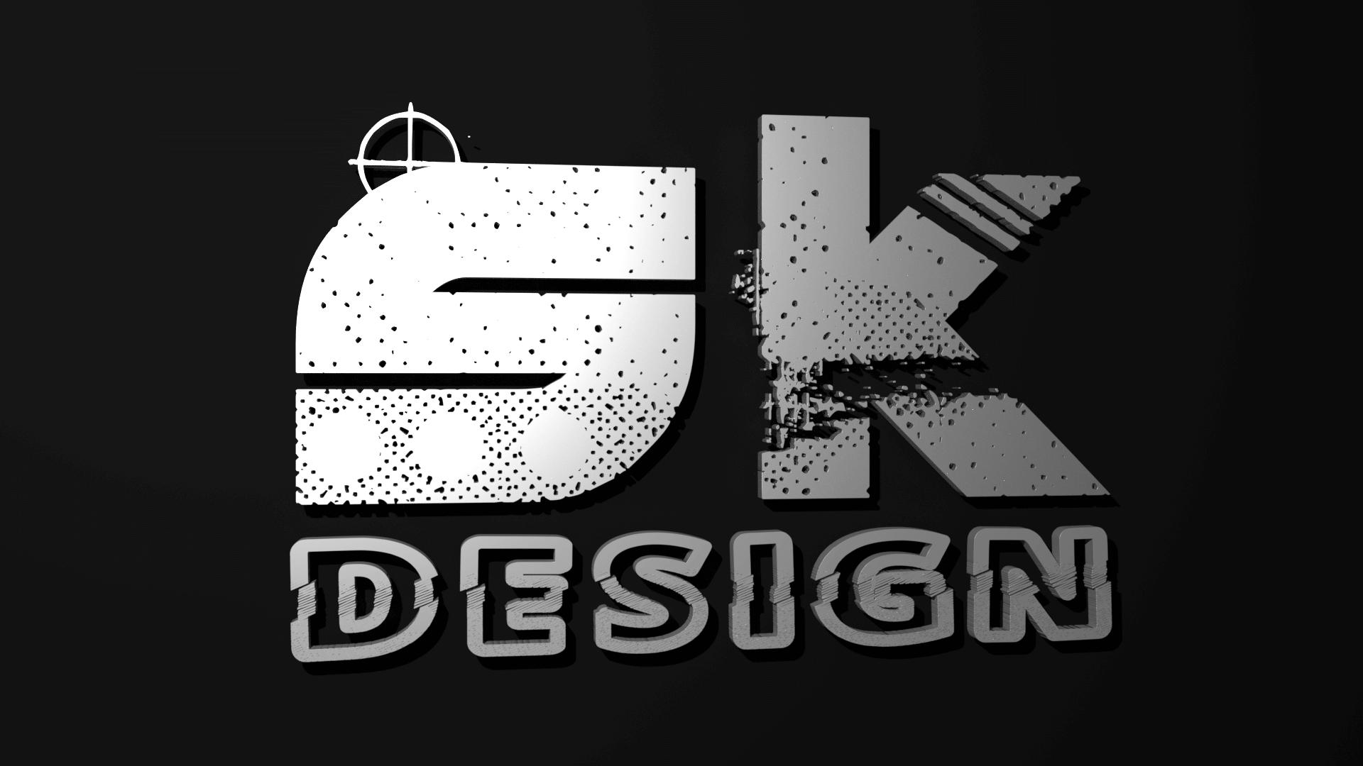 SK Design Logo